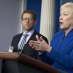 The White House Welcomes Chancellor Zimpher for Collaboration, Press Briefing