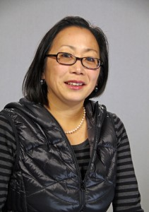 Sallie Han, associate professor of anthropology at SUNY Oneonta