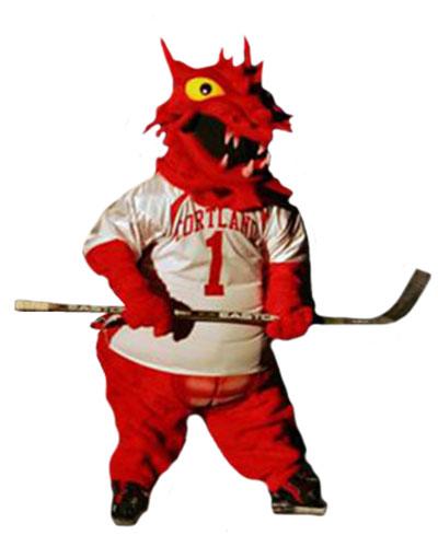 Blaze Dragon from SUNY Cortland