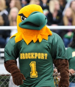 ELlsworth Eagle - Brockport