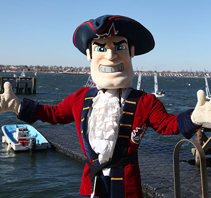 SUNY Maritime College - Privateer Pete