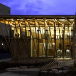 Stunning Campus Center Design Named Top 10 in Sustainable Architecture