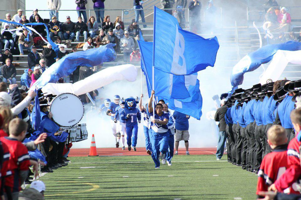 University at Buffalo Division I SUNY Athletics