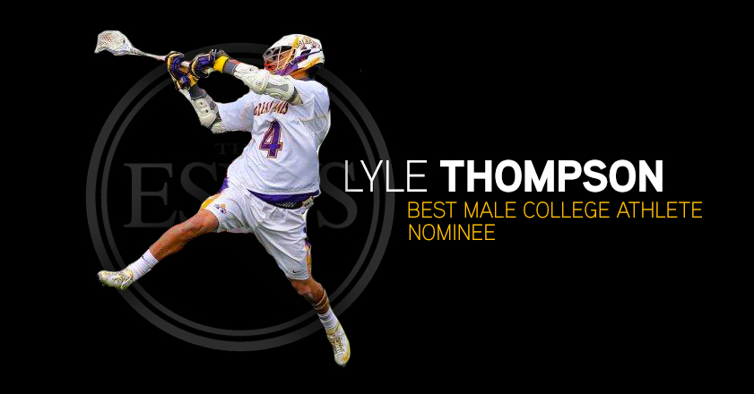 Lyle Thompson ESPY Award nominee