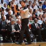 NBA Final Game Referee is Former SUNY Basketball Player