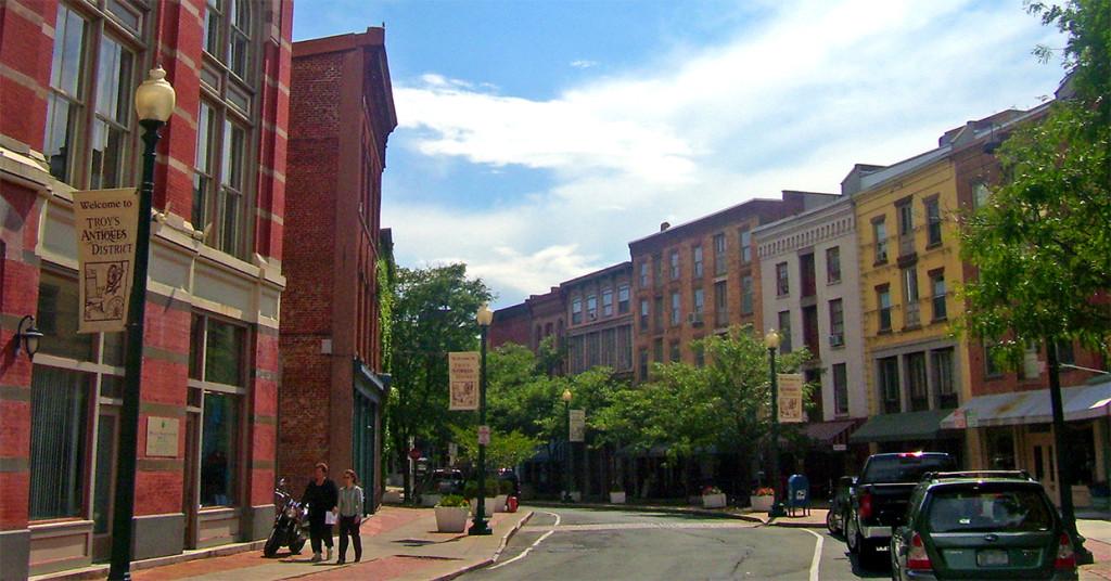 Troy NY