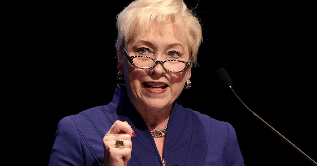 Chancellor Nancy Zimpher Common Core