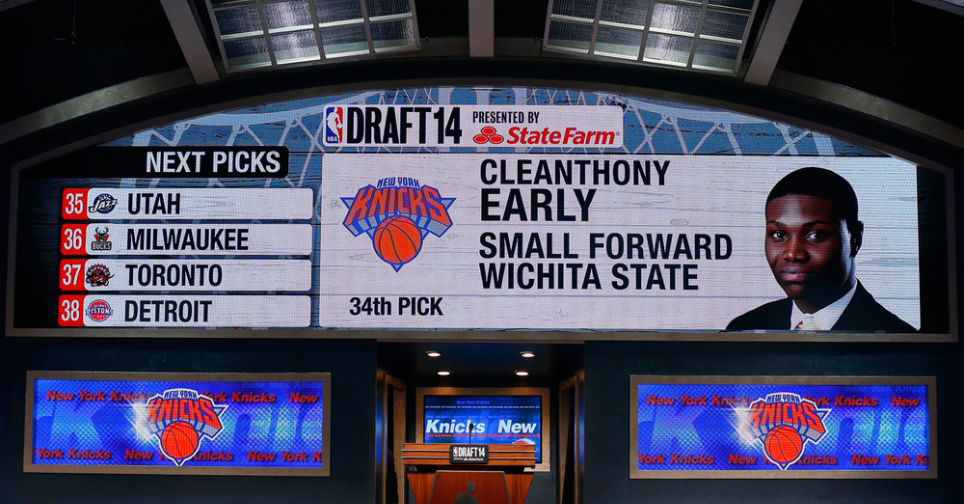 Cleanthony Early Draft