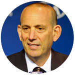 Don Garber MLS soccer commissioner