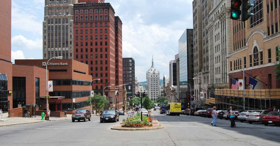 Downtown Albany Restaurants