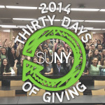 30 Days of Giving Returns for 2014