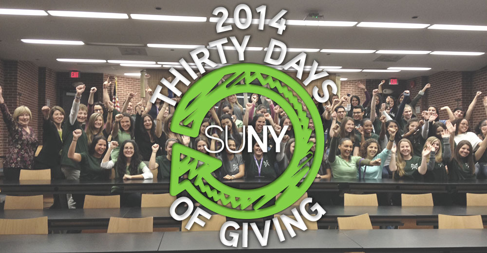 30 Days of Giving 2014
