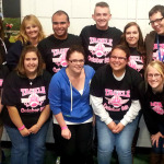 30 Days of Giving 2014: Tackle Breast Cancer at Niagara County Community College