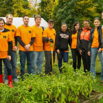 30 Days of Giving 2014: Community Service Day at Buffalo State