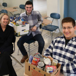 30 Days of Giving 2014: Food Drive at Dutchess Community College