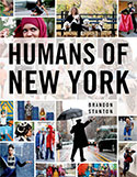 Humans of New York by Brandon Stanton book cover