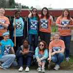 30 Days of Giving 2014: Into the Streets Service Day at Oneonta