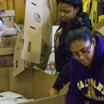 30 Days of Giving 2014: Volunteering for the Regional Food Bank at UAlbany