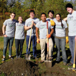 30 Days of Giving 2014: Park Restoration at SUNY Ulster