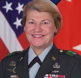 Ann Dunwoody, US Army general