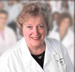 Patricia Numann, doctor