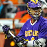 New Career Points Leader in NCAA Lacrosse is One of SUNY's Own