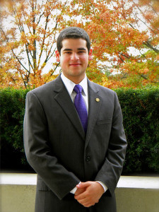 Marc Cohen, SUNY Student Assembly member