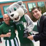 Bearcats on Parade: A Championship Celebration With Spirit