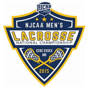NJCAA Men's Lacrosse Championship Tournament logo