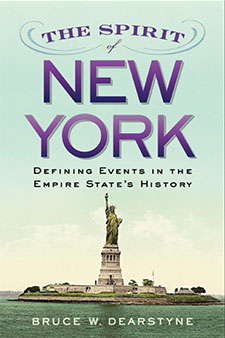 The Spirit of New York book cover