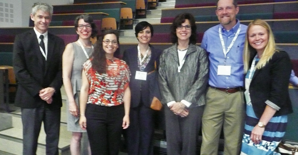 SUNY attendees of the 2015 Global Internship Conference