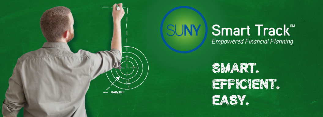 SUNY Smart Track - Smart. Efficient. Easy.