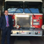 From City Budgets to Fighting Fires, This Alum Does it All
