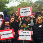 30 Days of Giving 2015: Tompkins Cortland Participates in Cancer Resource Charity Walk