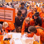 30 Days of Giving 2015: Dare to Care Day at Buffalo State