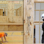 30 Days of Giving 2015: HVCC Builds Walls for Habitat for Humanity