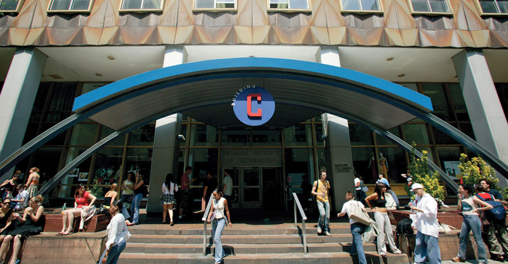 Building C on the FIT campus