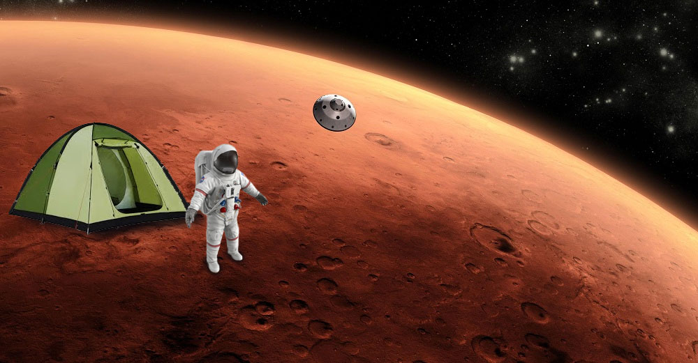 Will Astronauts Be Able to Withstand A Future Trip to Mars ...