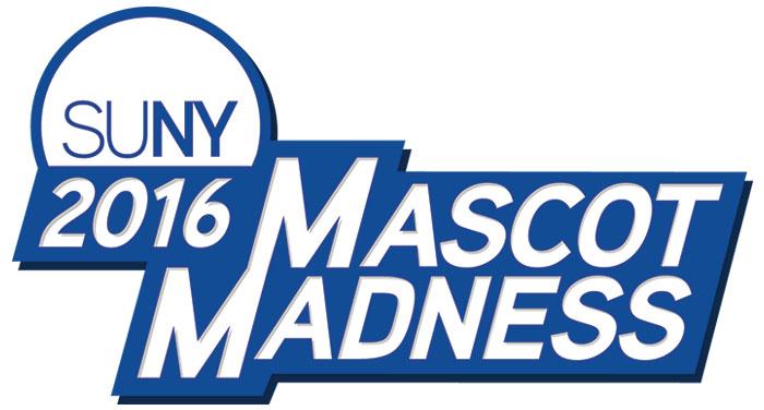 2016 SUNY Mascot Madness logo