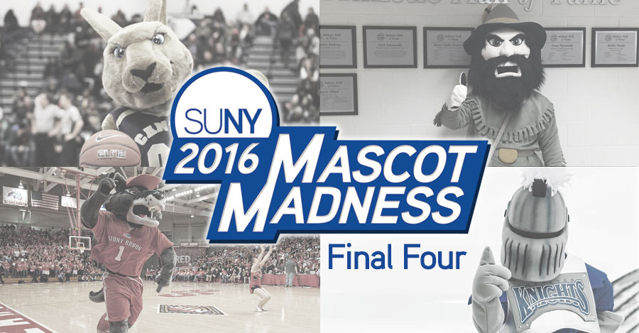 Mascot Madness 2016 final four