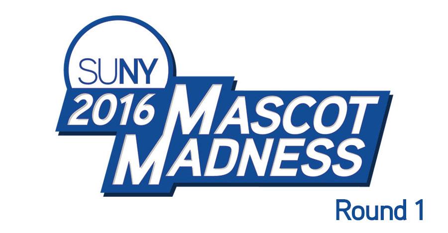 2016 Mascot Madness Round 1