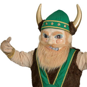 The Viking from Hudson Valley Community College