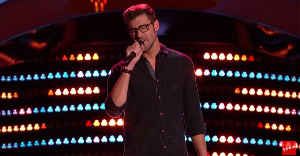 Ryan Quinn, SUNY Oneonta alum, auditions on the Voice
