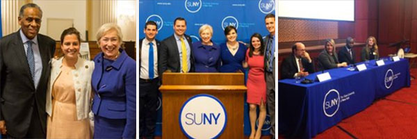 pictures of SUNY Day DC 2016.