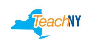 TeachNY logo