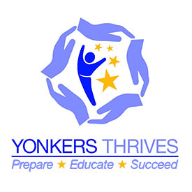 Yonkers Thrives logo