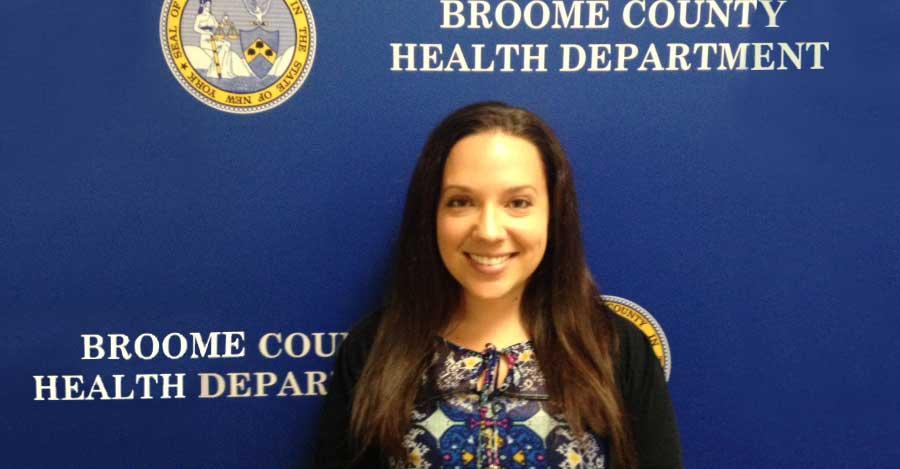 Aimee Grace, Open SUNY alum, headshot