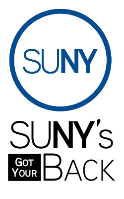 SUNY's Got Your Back logo