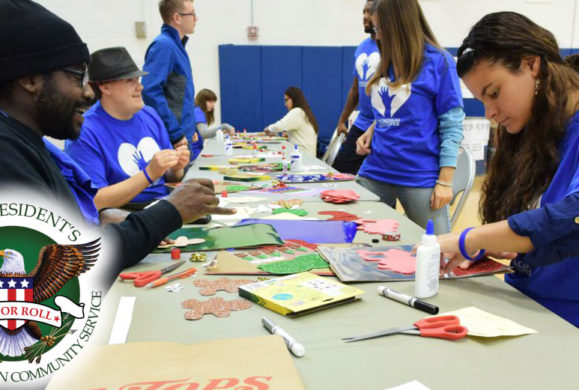 19 SUNY Campuses Recognized in President's Community Service Honor Roll