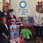 30 Days of Giving, Day 14 – Filling an Empty Stocking at Empire State College